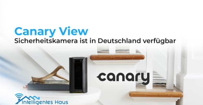 Marktstart Canary View