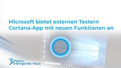 App für Cortana