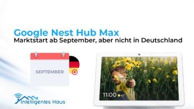 Google Nest Hub Max Releasedatum