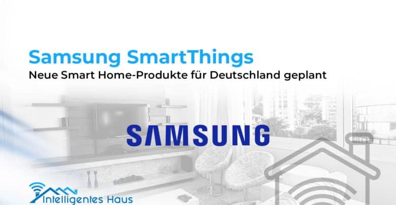 neue Smart Home-Produkte