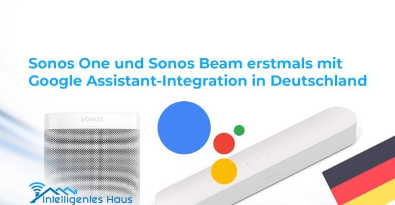 Google Assistant Integration