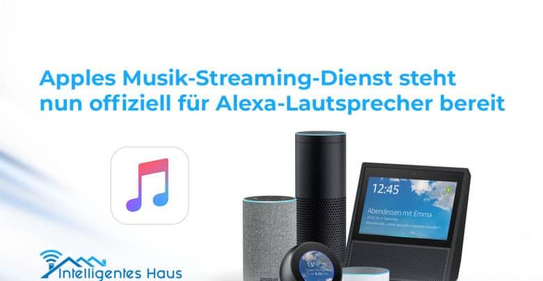 Apple Music für Echo