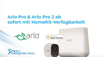 homekit update arlo