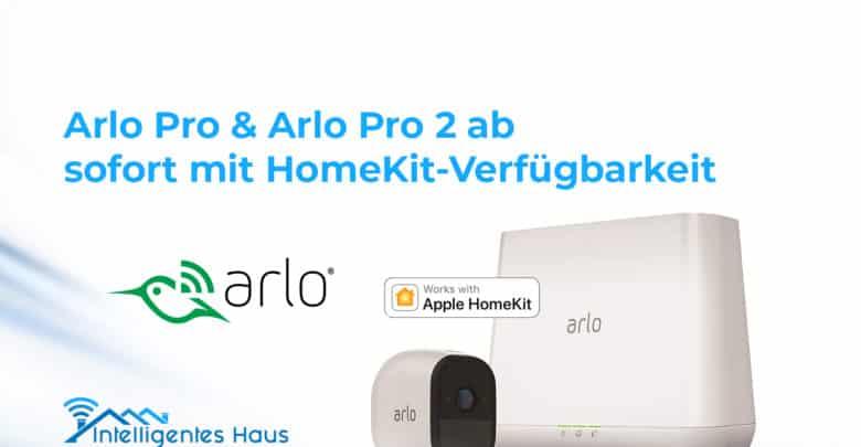 homekit update arlo