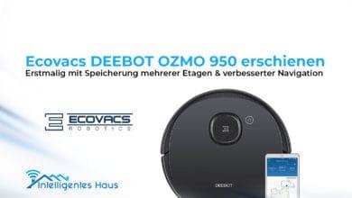 Ecovacs Saugroboter