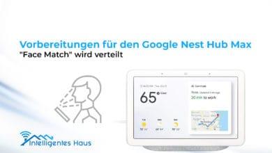 Nest Hub Max neue Funktion