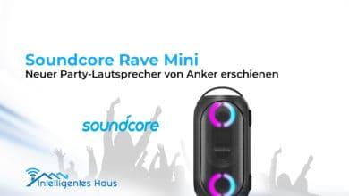 Party-Lautsprecher von Anker