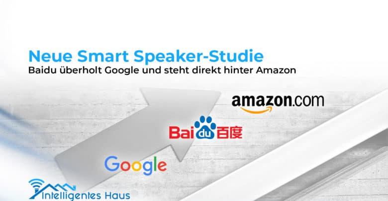 Baidu vor Google