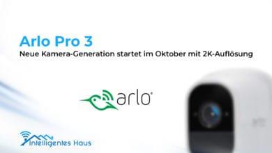 neue Arlo Pro 3 Kamera