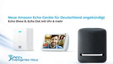 neue Amazon Echo-Geräte