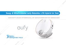 eufy RoboVac L70 Hybrid Testbericht