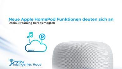 neue HomePod Funktionen