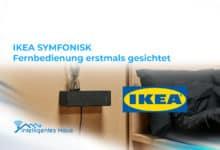 IKEA Symfonisk Fernbedienung