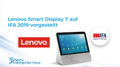 Photo of Lenovo Smart Display 7 auf IFA 2019 vorgestellt