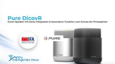 Pure DicovR Smart Speaker