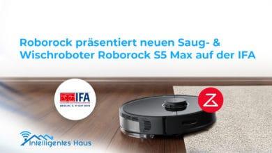 neuer Roborock Saug- und Wischroboter