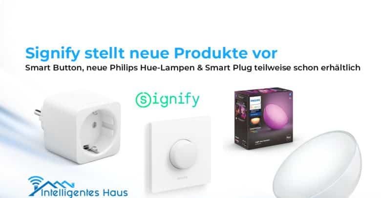 Smart Button, Smart Plug und mehr