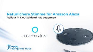 natürlichere Stimme für Alexa