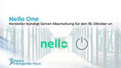 Server-Abschaltung