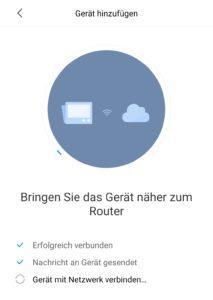 S4 App Einrichtung