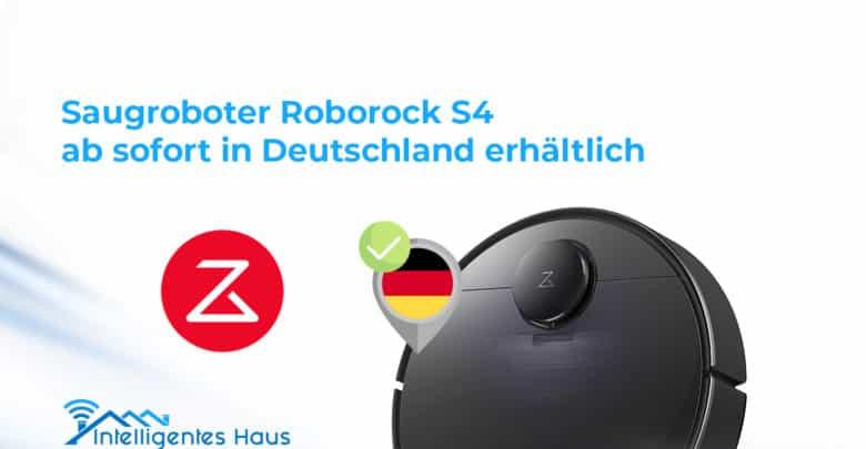 Roborock S4 gestartet