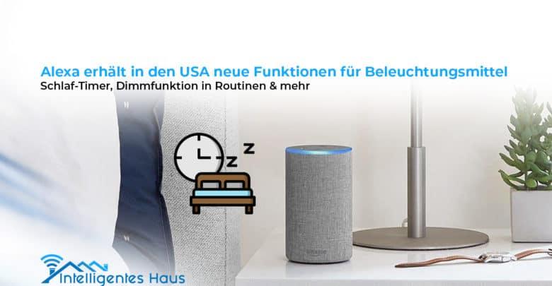 neue Alexa Funktionen