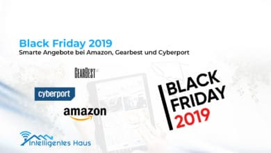 Photo of Black Friday 2019: Smarte Angebote bei Amazon, Gearbest und Cyberport