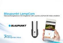 neue Sicherheitskamera mit LED-Leuchte