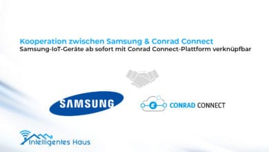 Kooperation Samsung und Conrad Connect
