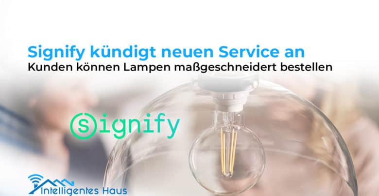 3D-Druck Service bei Signify