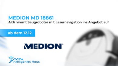 Aldi Saugroboter MEDION MD 18861