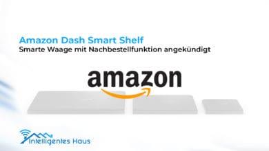 Amazon smarte Waage