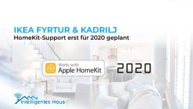 HomeKit-Support verzögert sich