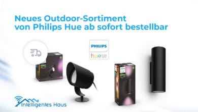 Photo of Neues Outdoor-Sortiment von Philips Hue ab sofort bestellbar