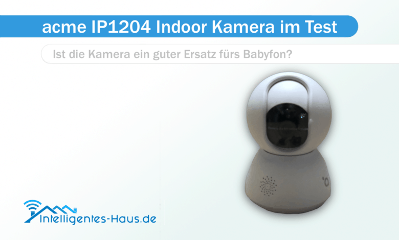 Acme IP1204 Indoor Kamera