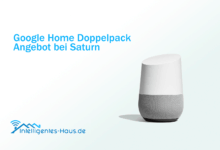 Photo of Google Home Doppelpack Angebot bei Saturn