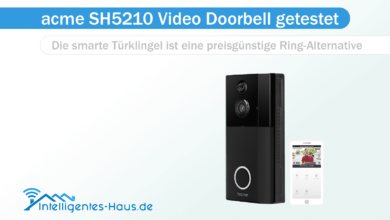 Photo of ACME SH5210 Video Doorbell getestet