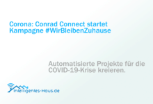 Photo of Corona: Conrad Connect startet Kampagne #WirBleibenZuhause