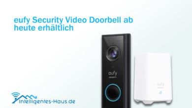 eufy Security Video Doorbell erhältlich