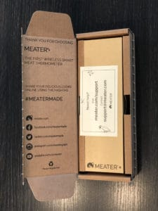 Meater+ Verpackung