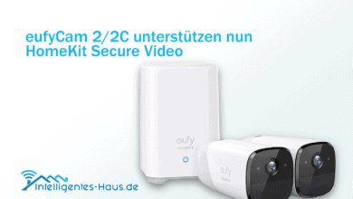Photo of eufyCam 2/2C unterstützen nun HomeKit Secure Video