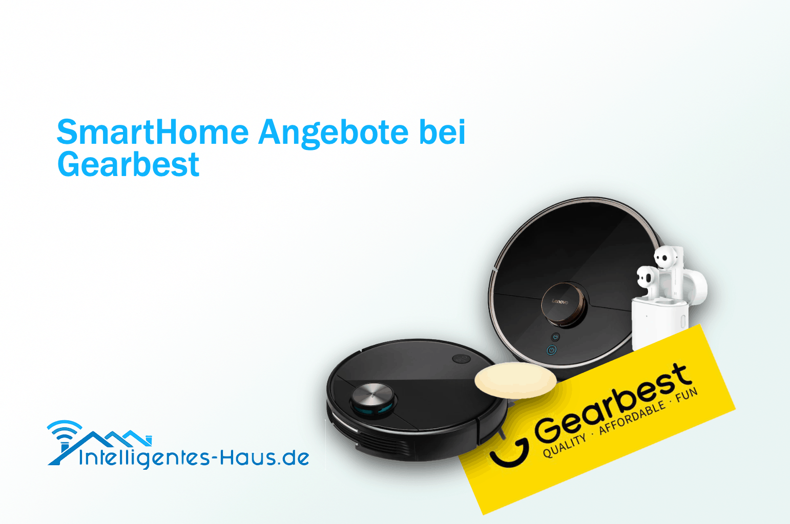 Photo of SmartHome Angebote bei Gearbest