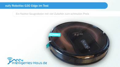 eufy RoboVac G30 Edge Test