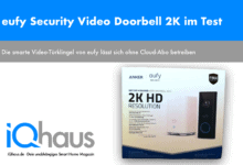 eufy Security Video Doorbell 2K